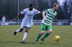 Chipstead 0 Lewes 1 13 01 2017-213.jpg (jamesboyes) Tags: football soccer sport amateur lewes chipstead england fa nonleague sussex surrey goals celebreate score save kick tackle canon dslr 70d