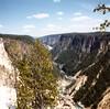 008-Yellowstone_Park_WY_07-1983 (Count_Strad) Tags: yellowstonepark geyser oldfaithful nationalpark