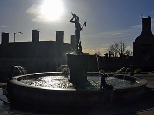 Fountain Jan17th 365/17