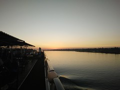 (nanisalleh) Tags: rivernile river cruise nilecruise nile sunset sun