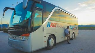 Key Tours going to kalambaka