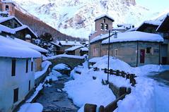 Brrrrividi (Luigia80 (Pat)) Tags: inverno neve piemonte chianale ponte acqua brividi freddo bianco