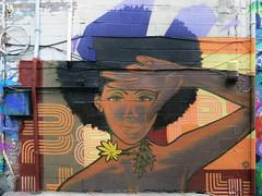 Meal 'Naked Music' (mealism) Tags: graffitiart graffitimural nakedmusic tribute spraypaint mealism mealuts graffiticharacter utscrew nygraffiti