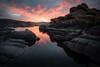 Watson Lake-8248-HDR-Edit-Edit (Michael-Wilson) Tags: michaelwilson prescott sky watsonlake arizona granite reflection rock skies sunrise southwest sunset longexposure water tranquil reflections
