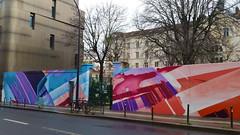 27 Paris Janvier 2018 - rue de Ménilmontant (paspog) Tags: paris france janvier 2018 ruedeménilmontant fresque fresques mural murals tags graffitis