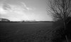 Another morning has broken (Rosenthal Photography) Tags: ff120 asa125 winter lochkamera bnw schwarzweiss anderlingen ilfordfp4 landschaft dezember bauernhof pinhole mittelformat feld landwirtschaft städte 20171204 rodinal150 6x9 bw analog zeroimage612b dörfer siedlungen landscape backyard mood december rainy day morning sunrise cloud nature backandwhite zero image 612b 40mm f158 ilford fp4 fp4plus rodinal 150 epson v800