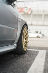 Subaru Impreza WRX STi (lu_ro) Tags: subaru wrx sti monza japanese jdm car automotive sony a7 50mm samyang rims wheels impreza