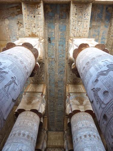 Hypostyle Hall, Dendera Temple
