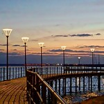 Sunset by the Pier - Limassol, Cyprus thumbnail