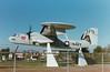 E-2A 148149 NJ300 (spbullimore) Tags: 148149 nj300 1989 miramar preserved north gate usa navy us usn hawkeye e2 e2a