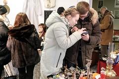 Антикварный маркет Блошинка