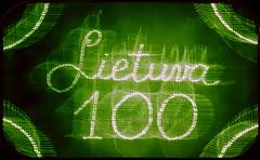 Hundreds (batuda) Tags: lietuva lithuania 100 anniversary vasario16 valstybės atkūrimo diena pinhole obscura stenope lochkamera analog analogue tin barkleys altoids mediumformat 6x9 paper kodak polymax rc d76 11 color colour lightpainting led torch šančiai kaunas february16 text