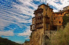 Cuenca4935b (juanmzgz) Tags: cuenca casas colgantes arquitectura popular españa casco histórico