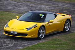 Ferrari, 458 Italia, Kai Tak, Hong Kong (Daryl Chapman Photography) Tags: lv5 ferrari 458 458italia hongkong china sar canon car cars carspotting carphotography auto autos automobile automobiles 1d mkiv 70200l