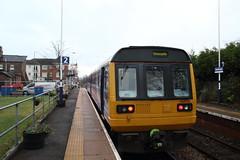 142070 Nunthorpe, Teeside (Paul Emma) Tags: uk england nunthorpe teeside railway railroad dieseltrain train 142070