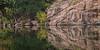 Inks Lake (Anne Worner) Tags: anneworner burnett em5 inkslakestatepark statepark texas calm geology gneiss juniper landscape olympus park rock striated trees watermreflection