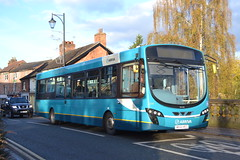 Arriva North West 3160 MX14HRO (Will Swain) Tags: 18th november 2017 bus buses transport travel uk britain vehicle vehicles county country england english arriva north west 3160 mx14hro cheshire south
