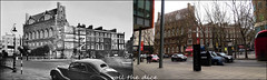 Shaftesbury Avenue`1950-2018 (roll the dice) Tags: london camden wc1 old local history changes collection bygone retro nostalgia comparison sad pub publichouse boozer demolished canon tourism tourists uk classic art england urban oldandnew pastandpresent hereandnow surreal cars traffic streetfurniture architecture advertising holborn saloon blackmagic taxi trees chimney punchtaverns shops fashion grade2 listed embarry dirty kids infants victorian gothic ymca cab stgiles