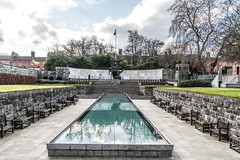 THE CHILDREN OF LIR BY OISIN KELLY [GARDEN OF REMEMBRANCE DUBLIN]-136871 (infomatique) Tags: parksandgardens dublin february 2018 garden0fremembrance oisinkelly sculpture publicart daithiphanly williammurphy infomatique fotonique streetsofdublin streetsofireland