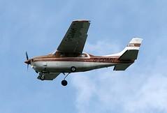 G-CDMH Cessna 210 Coventry (cvtperson) Tags: gcdmh cessna 210 coventry cvt egbe