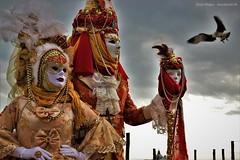 Carnevale di Venezia 2018 (wandernd.de) Tags: karneval venedig venezia italien italia italiy masken masks maschere kostüm