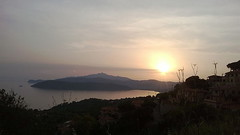 Capoliveri (W@nderluster) Tags: sunset sun sea trave capoliveri elba tuscany italy holiday travel italia exploring water