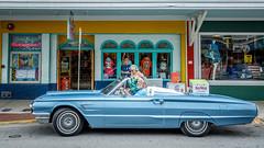 Key West Americana (USpecks_Photography) Tags: keywest duvalstreet americana margeritaville thunderbird hemingwaylookalike streetphotography florida leisure
