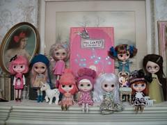 Dolls, dolls, dolls....