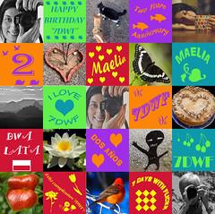 Happy Birthday 7DWF! (cbrozek21) Tags: 7dwf birthday anniversary mosaic