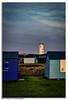 ''Higher and Lower'' (marcbryans) Tags: portlandbill dorset uk lighthouses landscape huts blue outdoors dwellings colours nikond500 nikkor1755mmf28