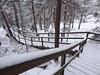 Snowy Stairs (evisdotter) Tags: snowystairs winter nature sooc badhusberget walkingpath mariehamn