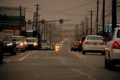 friday traffic (bluebird87) Tags: road cars traffic nikon d7000