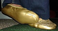 Gigi (5253) (Duke of Slippers) Tags: ballet slippers shoes flats pumps footwear fetish sandals wedges scarpe mole soft pantofole pantoufles ballerinas ballerines