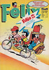 Felix #681 (micky the pixel) Tags: comics comic heft humor funny vintage patsullivan basteiverlag felix felixthecat inkyunddinky fahrrad tandem