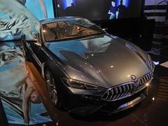 BMW concept 8 series (Claude@Munich) Tags: germany bavaria upperbavaria munich bmwworld bmw bayerischemotorenwerke coupe 8series conceptcar car claudemunich bayern oberbayern münchen bmwwelt sportcoupé sportwagen