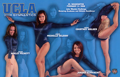 UCLA Gymnastics 2006 Program (bruin805) Tags: ucla bruins gymnastics womensgymnastics pac10 pac12