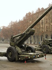 "FH-70 155mm Field Howitzer 2 • <a style=""font-size:0.8em;"" href=""http://www.flickr.com/photos/81723459@N04/39823427402/"" target=""_blank"">View on Flickr</a>"