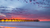 Largs on Fire! (Nathan Godwin) Tags: sunsetphotography sunset sunsetporn sunsetseascape sunsets australiansunset southaustralia southaustralianbeaches adelaide adelaidephotographer adelaidebeaches largs largsjetty longexposure longexpo longshutter explore fire sky landscape landscapephotography beachscape