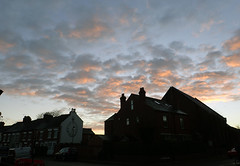 2018_01_160001 (Gwydion M. Williams) Tags: sunrise dawn clouds coventry britain greatbritain uk england warwickshire westmidlands chapelfields sirthomaswhitesroad