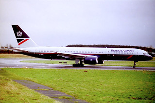 BRITISH AW B757 G-BIKJ