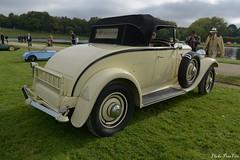 1931 Citroën C6 roadster Jean Daninos (pontfire) Tags: 1931 citroën c6 roadster jean daninos chantilly arts élégance 2017