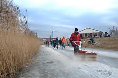 Ijspret (Erik Reijnders) Tags: ijs nikond300 schaatsen holland heemskerk tamron