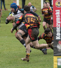 Kirkby Lonsdale 17 - 12 Preston Grasshoppers January 27, 2018 24809.jpg (Mick Craig) Tags: 4g kirkbylonsdale action hoppers prestongrasshoppers agp preston lightfootgreen union fulwood upthehoppers rugby lancashire rugger sports uk