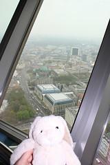 IMG_2223 (paquerettepétille) Tags: tour télévision bâtiment berlin