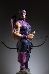 Hawkeye | Statue | Kotobukiya (leadin2) Tags: marvel statue canon 2018 comics avengers hawkeye fine art fineart classic kotobukiya clint barton