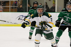 Mens Ice Hockey vs Morrisville State College 2/3/18 (BrockportAthletics) Tags: brockport vs morrisville state college mens ice hockey 2318 tori langseder