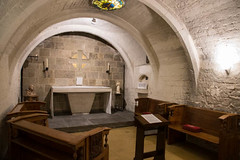 180130London-3-25 (Sunrise Calls) Tags: london allhallowsbythetower chapel altar crypt