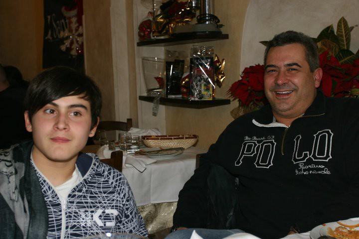 Prima Cena di Natale 2010