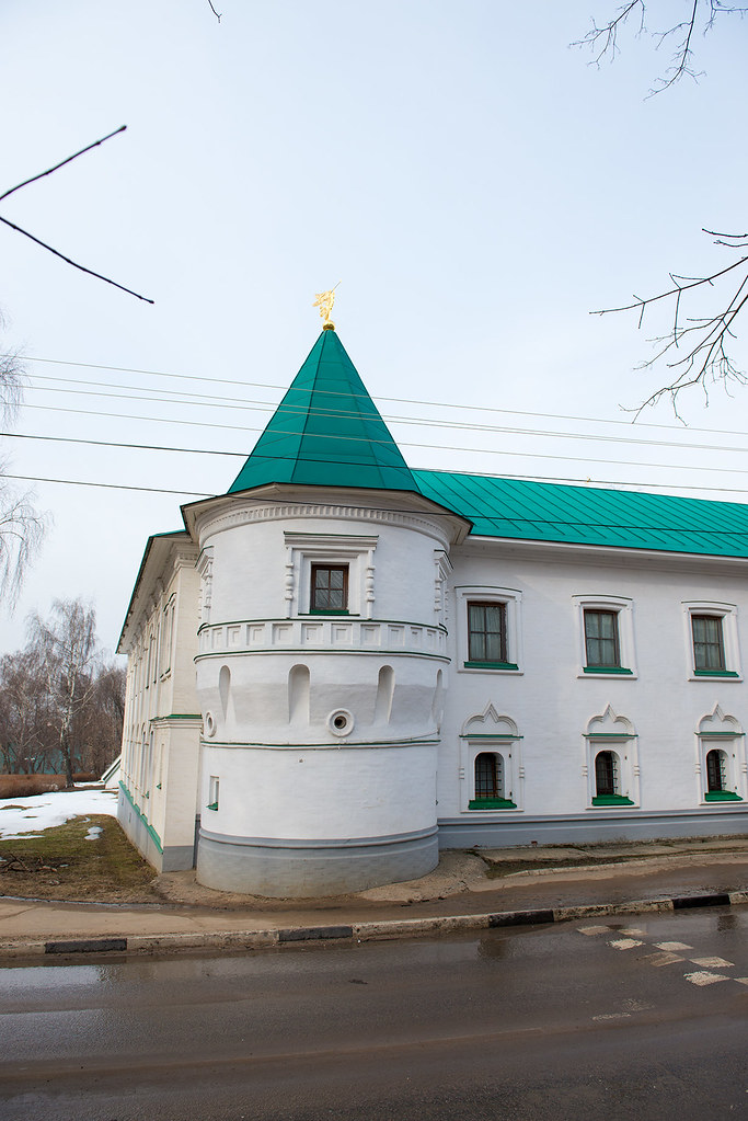 фото: Борисоглебский монастырь, Дмитров