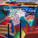 David Hockney, Canyon Painting, 1978 1/16/18 #metmuseum thumbnail